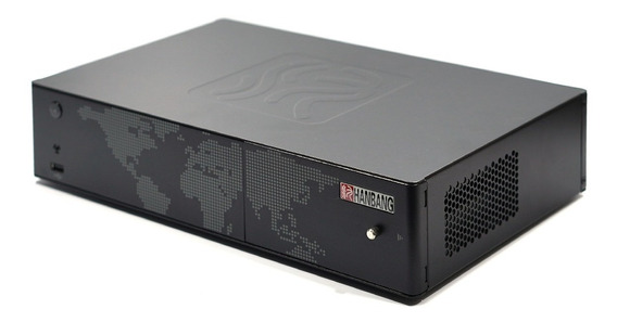 Nvr Ip 24 Canales 5mpx Hanbang (8 Poe - 2 Hdd In)