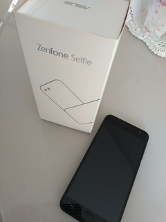 Celular Asus Zenfone Selfie 16gb Preto Zb553kl