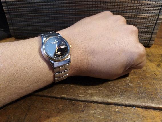 Reloj 21 Joyas Automático Funcionando Perfectamente Vintage
