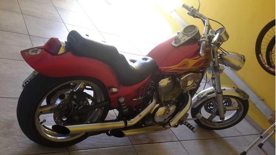 Moto Shadow Vt600c