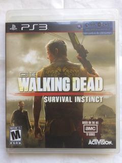 The Walking Dead Survival Instinct Ps3. Envíos Todo Chile