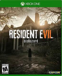 Resident Evil 7 Digital Para Xbox One
