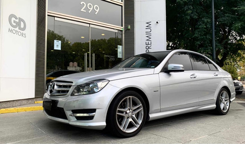 Gd Motors Mercerdes Benz C250 Kompressor 2012 68000 Km Aut