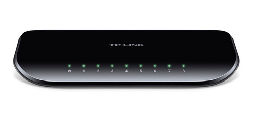 Switch Gigabit Tp Link Tl-sg1008d 8 Puertos Rj45 10/100/1000