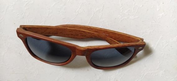 Óculos De Sol Bambu Sport