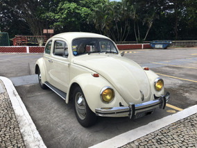 Volkswagen Fusca 1300 Placa Preta Inacreditável