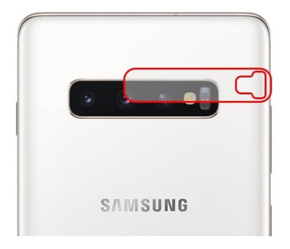Película Para Lente Da Câmera Samsung S10 Plus Hprime