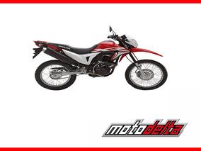 Honda Xr 190 L 0km Moto Delta Tigre Entrega Inmediata
