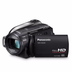 Panasonic Hdc-hs250p-k Hard Drive High Definition Camcorder