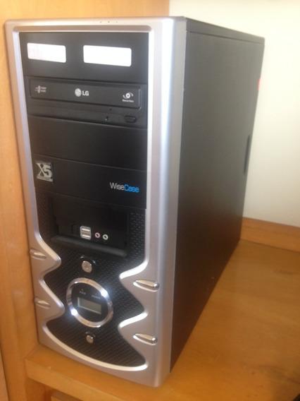 Computador Desktop + Placa Video Gforce Xfx + Acessórios