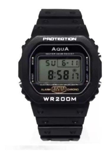 30 Relógios Presidente Bolsonaro Militar - Aqua Atacado