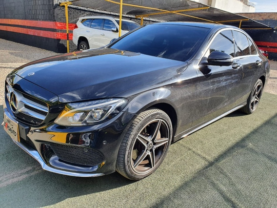 Mercedes Benz C250 Amg Tp Turbo 2018 2.0cc