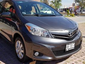 Toyota Yaris Hb Premium Tm 2014 Plazo Hasta 48 Meses