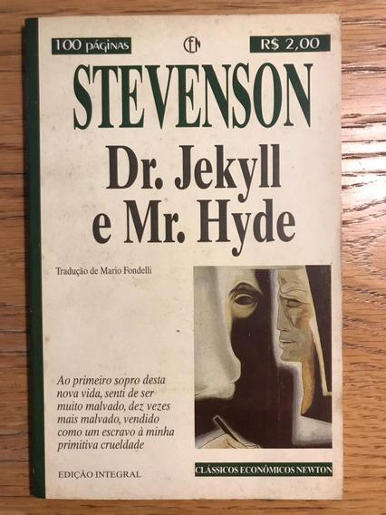 Livro Robert Stevenson - Dr. Jekyll & Mr. Hyde