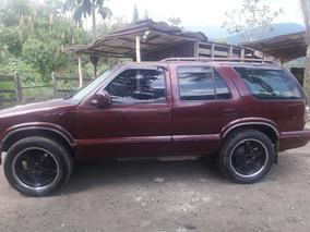 Chevrolet Blazer Mecánica