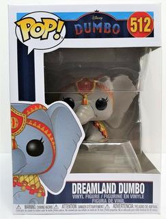 Funko Pop! Disney Dreamland Dumbo # 512 Original Replay