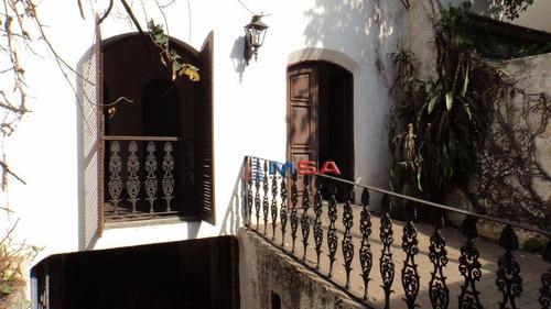 Imagem 1 de 25 de Sobrado Residencial À Venda Na Pompéia. - Ca0441