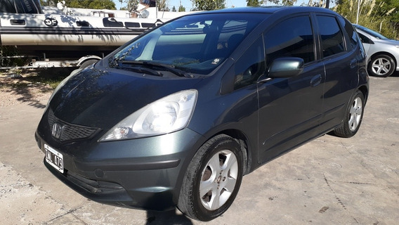 Honda Fit 1.4 Lx-l At 100cv 2010