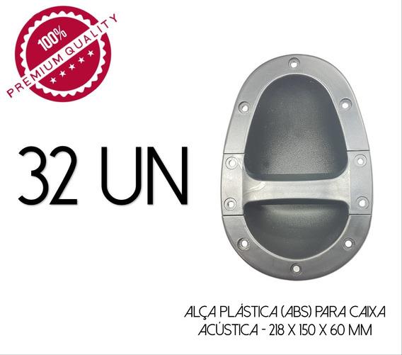 32-alças P/caixa Acústica Madeira-line Array- 218 X 150 Mm