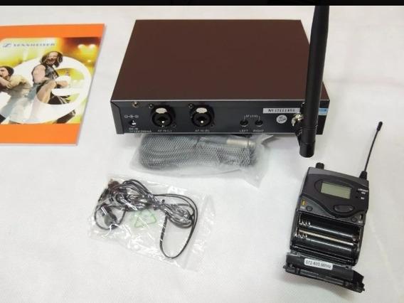 Monitor Sem Fio Sennheiser Ew300 G3 Promoção