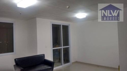 Imagem 1 de 6 de Sala À Venda, 32 M² Por R$ 300.000,00 - Ipiranga - São Paulo/sp - Sa0093