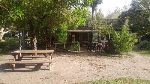 Imagen 1 de 14 de Emprendimiento Camping En Punta Indio, Ideal Inversion