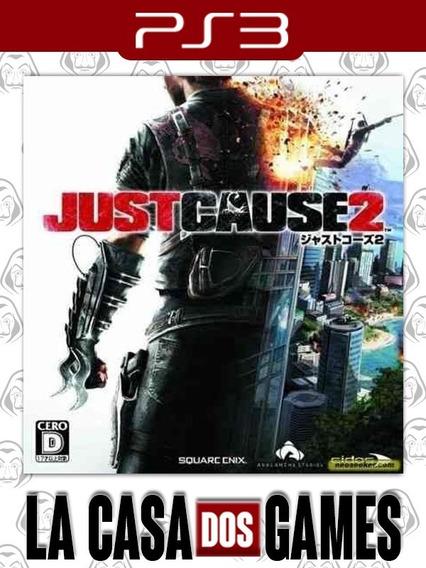 Just Cause 2 - Psn Ps3 - Envio Imediato