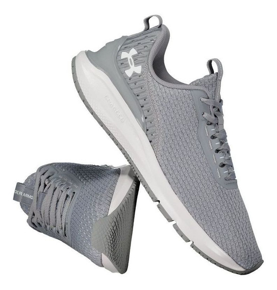 Tênis Under Armour Charged Raze Cinza