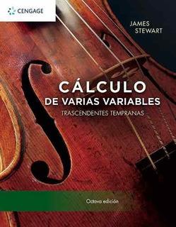 Calculo De Varias Variables Stewart Cengage Oficial Nuevo