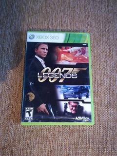 007 Legends Original Usado Xbox 360