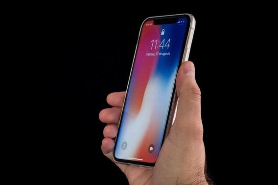 Funda Apple iPhone X Y Xs Tpu Goma Transparente