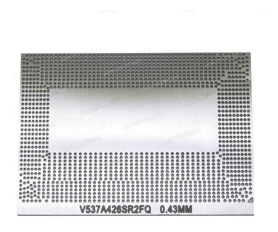 Stencil Apple Macbook A1534, Sr2eg Sr32s Sr2fq I7 7700hq