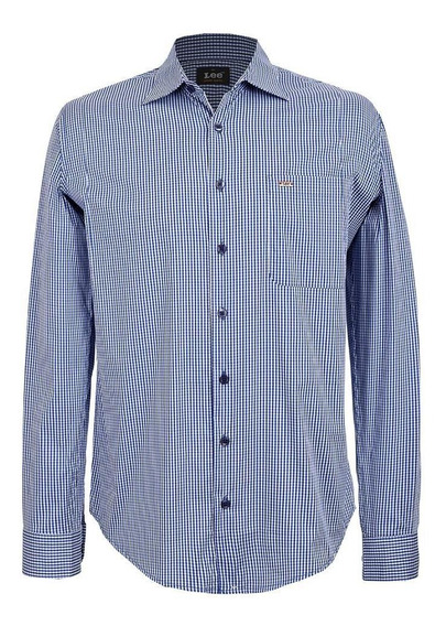 Camisa Casual Lee Hombre Manga Larga H51