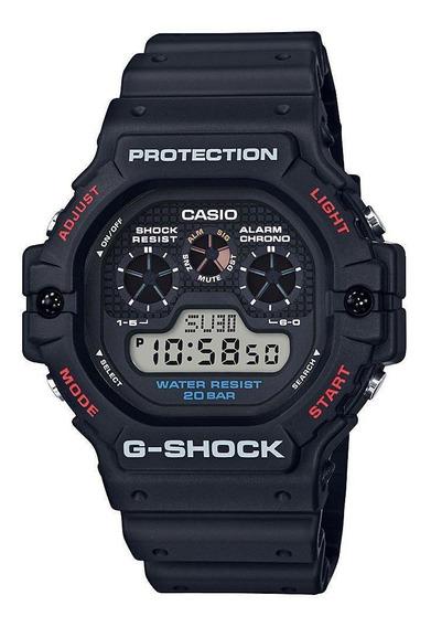 Relógio G-shock Revival Dw-5900-1dr Preto