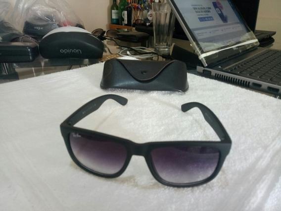 Óculos Ray-ban Unissex Usado Com Capa Original.