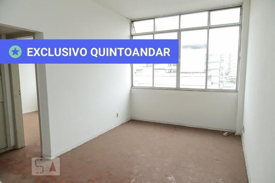 Apartamento No 5º Andar Com 1 Dormitório E 1 Garagem - Id: 892974687 - 274687