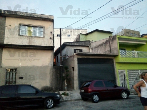 Casa Assobradada À Venda Em Veloso  -  Osasco - 35446