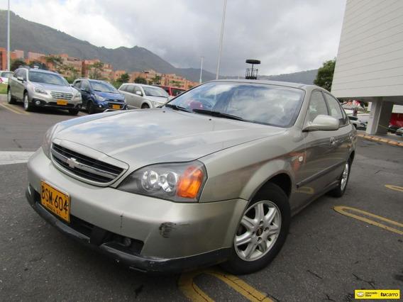 Chevrolet Epica Lt At 2000