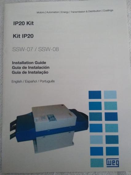 Proteção P/ Chave Soft Starter Ssw-08/ssw07- Adequação Nr10