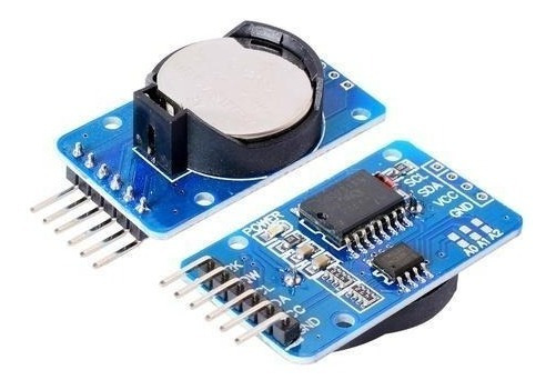 Módulo Rtc Real Time Clock Ds3231 - Arduino Pic