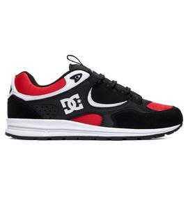 Tênis Dc Shoes Kalis Lite Se Imp - Black Ard White Kaw ( Lan
