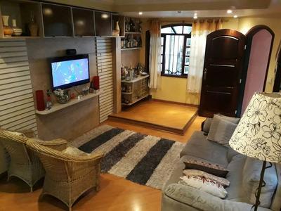 Casa Para Venda, 4 Dormitórios, Parque Pinheiros - Taboão Da Serra - 1345