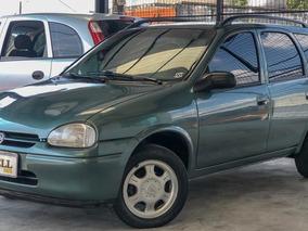 Chevrolet Corsa Wagon Gl 1.6 Mpfi 4p 1999