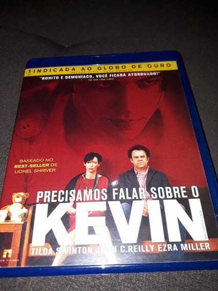 Blu Ray Filme Precisamos Falar Sobre Kevin - Original