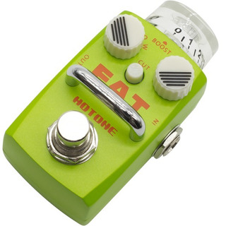 Pedal Hotone Fat Serie Skyline. Analog Overdrive Pedal Sbf1