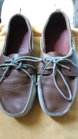 Zapatos Mocasines Deportivos Crocs Cuero Originales