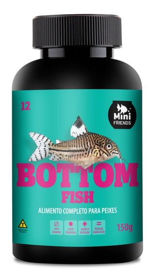 Mini Friends - Alimento Premium Para Peixe De Fundo -