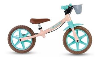 Bicicleta Aro 12 Infantil Balance Pré Bike Sem Pedal Love