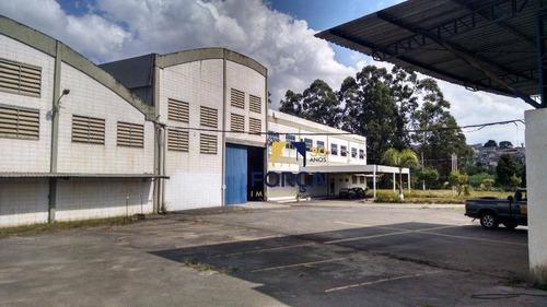 Galpão Para Venda, 22000 M² - Rio Abaixo - Itaquaquecetuba/sp - Ga0375