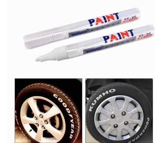 Plumón Para Neumáticos!